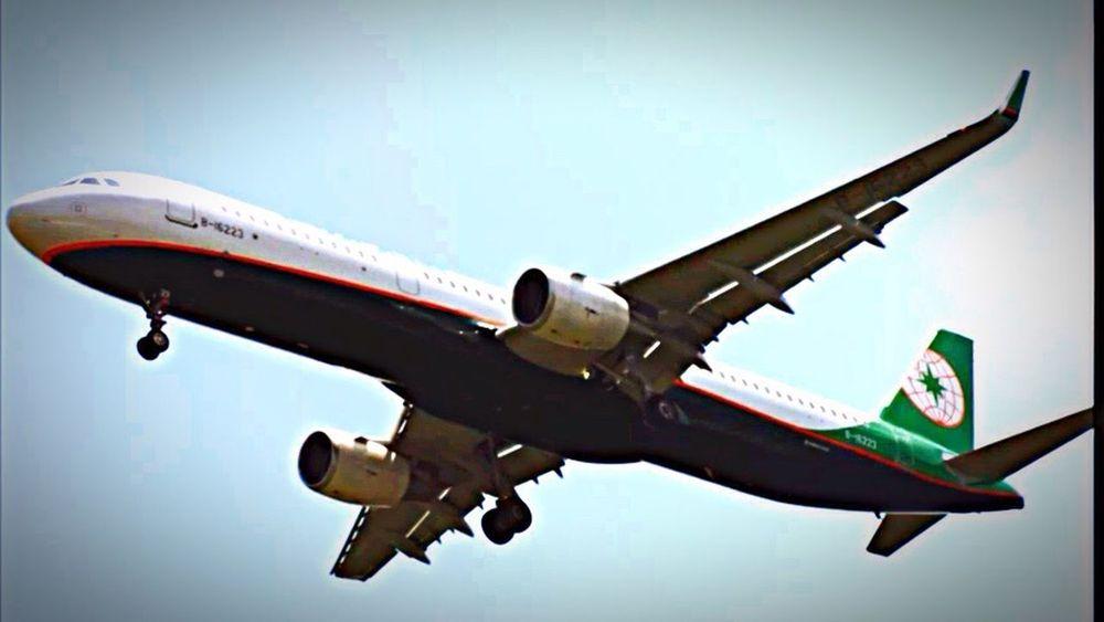 EVA air A321-200 B-16223