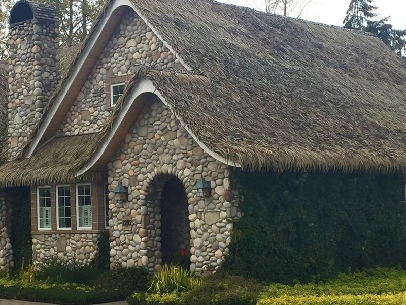 Architecture Building Exterior House No People Roof Fairytales & Dreams No Filter No Edit Just Reality Click Click 📷📷📷 Landscape_photography Landscape_Collection Landscape #Nature #photography Houses And Windows Thatched House Thatsdarling Thatched Roof Thatched Cottage Thatched Cottage Country Cottage EyeEm Eyeem Market EyeEm Gallery 🇺🇸✌️❤️ 🔅🔆Place of peace.. fairytale cottage plenty of ivy and privacy. Beauty in the eye of the beholder.. A cup of tea anyone😌🔅🔆 The Great Outdoors - 2018 EyeEm Awards