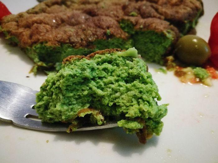 green omlet
