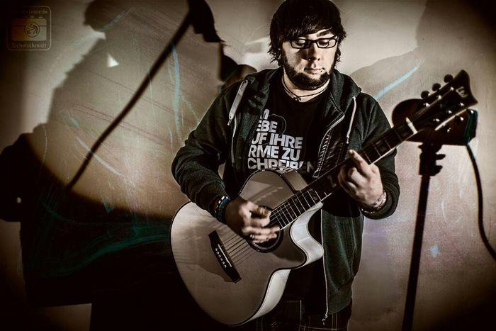 Light Guitar ESP Mic Twloha Acoustic