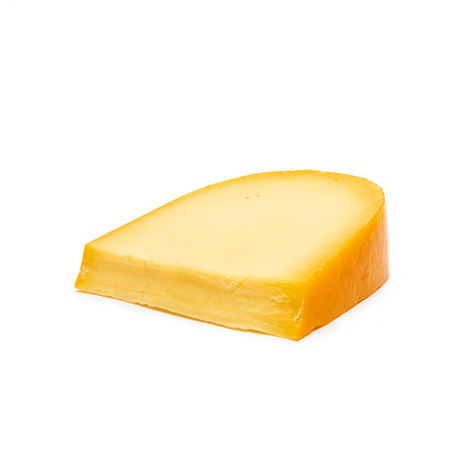 traditional Gouda cheese pieces on a white background Cheese! Chunk Cut Isolated Nederland Netherlands SLICE Snack Appetizer Block Dairy Delicious Dutch Food Gouda Gouda Cheese Gourmet Holland Ingredient Isolated On White Isolated White Background Part Piece Salty Section