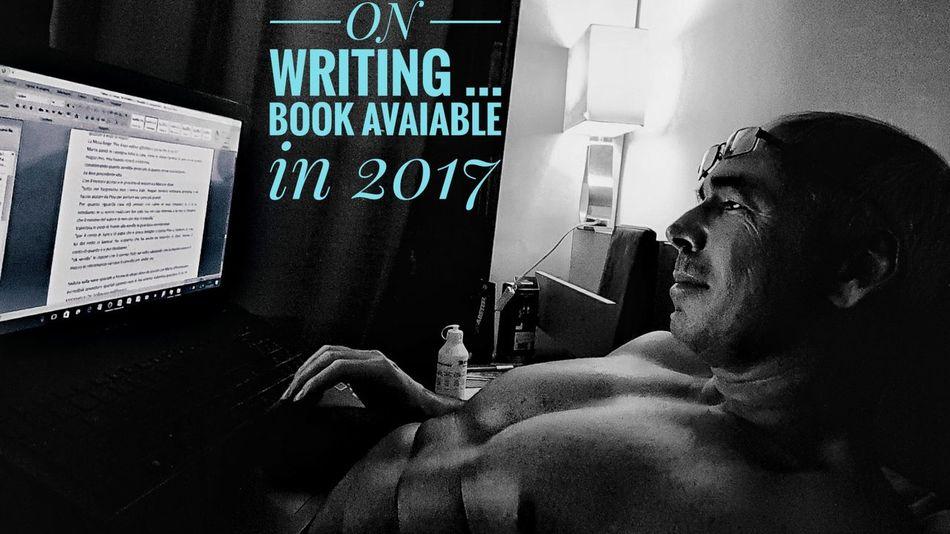 """Perché scrivere non è un fatto di testa è pelle e dita, è una corrente. Ti ci devi bagnare, ci devi annegare. Perchè scrivere è un bisogno, una pulsione.. """"l albero di ciliegio"""" sta crescendo e tra poco sbocciera'..a prescindere dal suo autore. Book My Book Libro Passion On Writing Skin Black & White Text"""