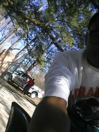 Had An High Speed Chase With Cov. Sheriff On My Four Wheeler 