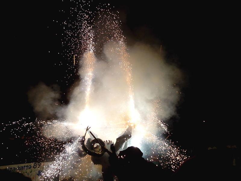 Bona nit Goodnight Fireworks