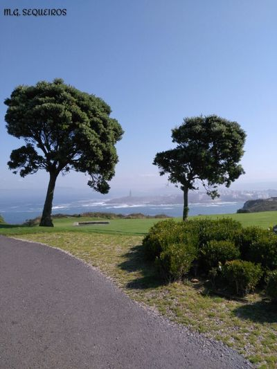 Monte de San Pedro Coruña Monte Sanpedro