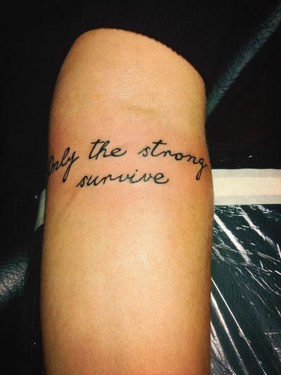 Tattoo ✌