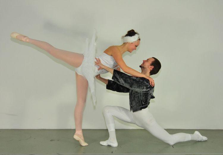 Tutu Balletboy Pas De Deux Danseuse étoile