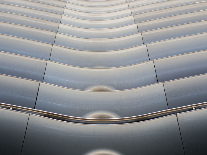 Handlebars Handlebars Architecture Backgrounds Built Structure Close-up Day Design Full Frame Geometric Shape Handlebar High Angle View Indoors  Metal No People Pattern Repetition Shape Sunlight Walbrook Building Wall - Building Feature