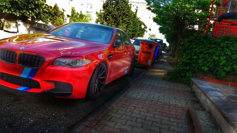 F10 BMW M5 AT İSTANBUL