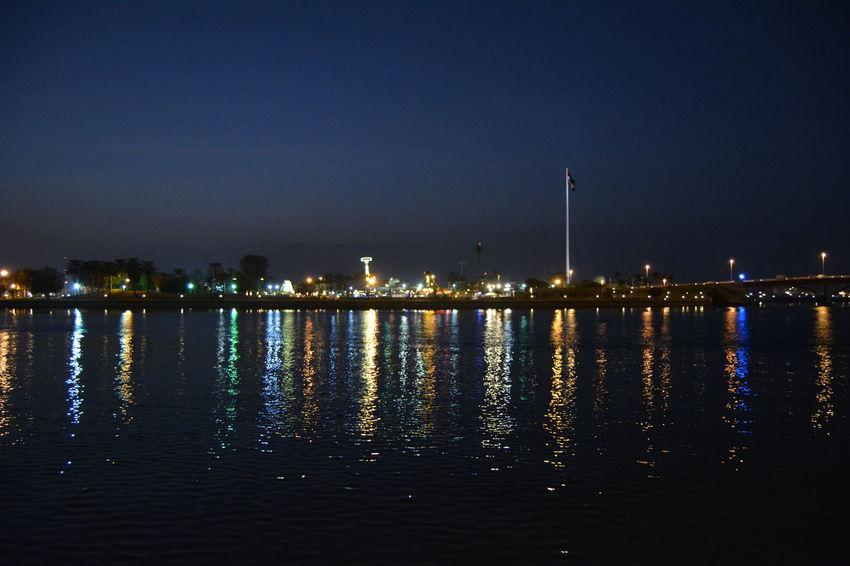 The flag island sharjah Shj
