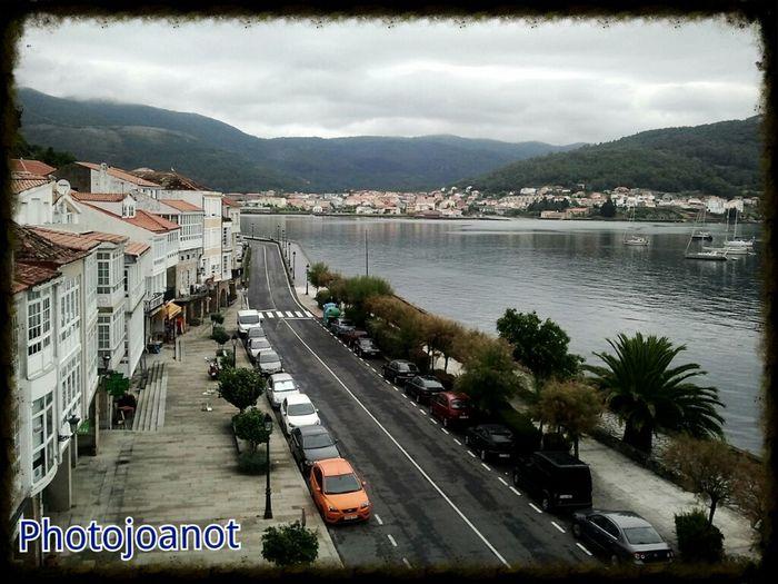 Pueblo de Muros (Galicia) España SPAIN Village Coast Galicia