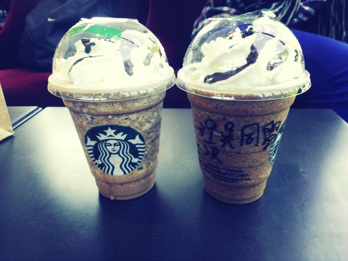 Starbucks Coffee Java Chip