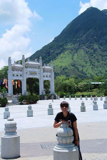 Travel Far Enough You Meet Yourself Lantau Island HongKong EyeEm Nature Lover