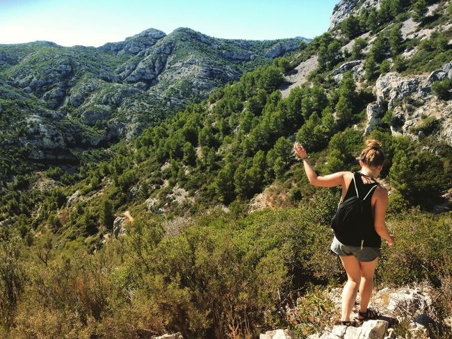 Traveling Wanderlust Wandering Mountains Green Grass Tree France Marseille First Eyeem Photo Alternative Fitness Travel Photography EyeEm Nature Lover EyeEm Best Shots Check This Out Enjoying Life Hello World Nature Ocean Cassis Travel ThatsMe