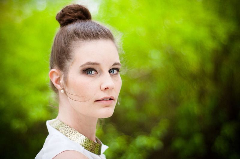 Photo: @pospiszy | model: Mona The Portraitist - 2014 EyeEm Awards EyeEm Best Shots Color Portrait Popular Photos