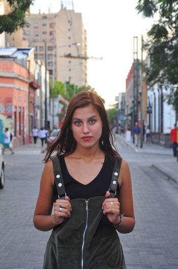 City Portrait