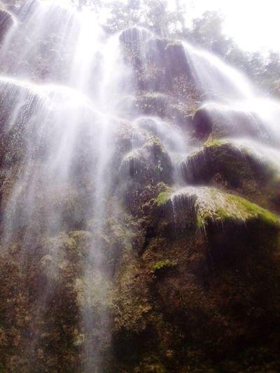 Tumalog Falls Cebu Philippines ❤️ Sunbeam Water Beauty In Nature Waterfalls💦