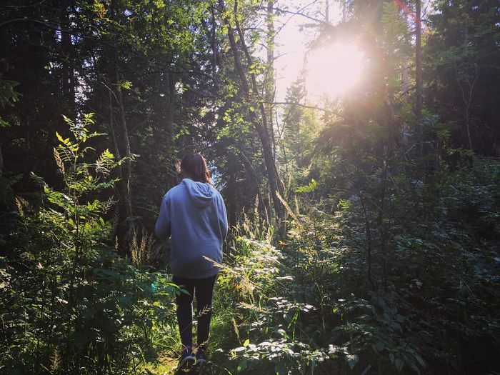 Nature Sunshine Enjoying Life Check This Out Trees Norway Oslo Sister Forest Forestwalk Vacation Holiday Scandinavia Hello World My Year My View Uniqueness Been There. Done That. Lost In The Landscape