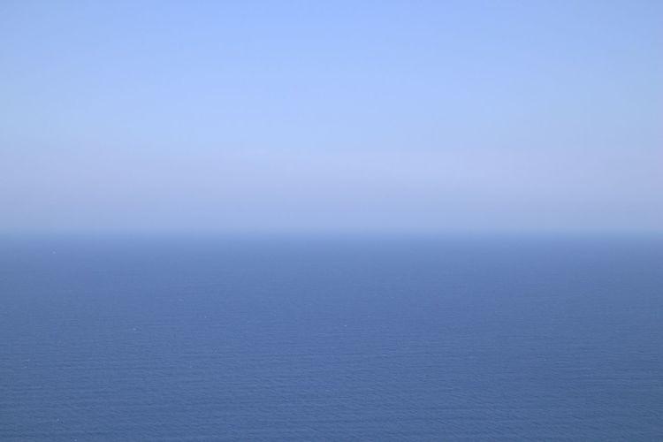 Neon Life Mediterranean  Sea Nature Beauty In Nature Blue Horizon Over Water Horizon Sky Blue Sky Water