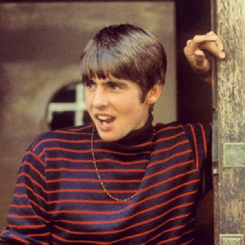 Happy Birthday to my very first celebrity crush (and the reason for my fondness of British boys) Davyjones Love Misshim 60s TheMonkees DaydreamBeliever MCM