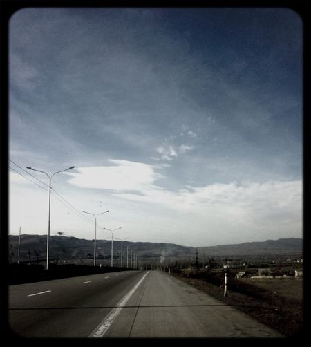 The Long Way Home.