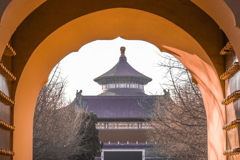 Beijing's temple of heaven China Beijing Travel Travel Photography Traveling Architecture Architecture_collection Ancient Ancient Architecture