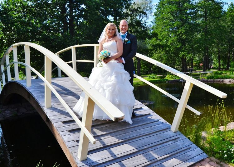 Just Married I Do Happily Ever After Happiness Love Bride Dreams Come True Man And Wife