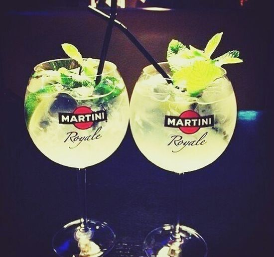 Have A Drink With Me Relaxing Martini Tonight❤