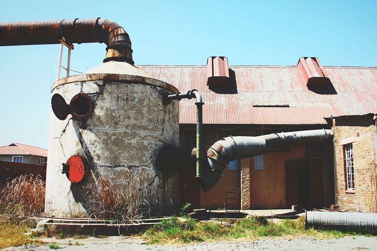 old factory boksburg vibes