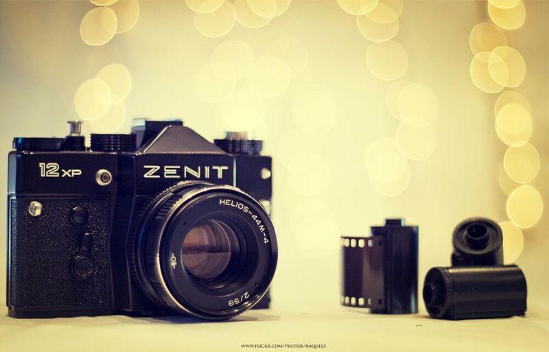 Y si los tiempos cambian... Camera Photography 35mm Zenit