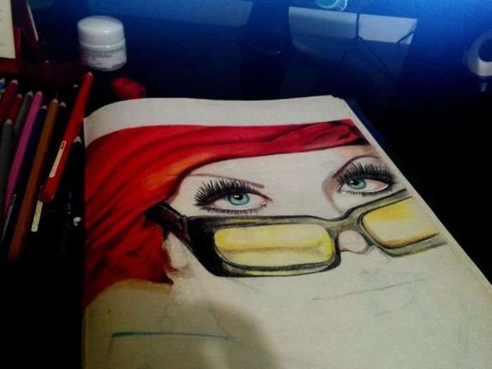 done by me ♥