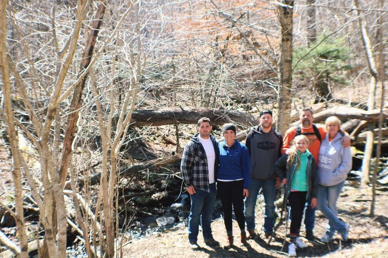 Group Of People Men Full Length Real People Standing Nature Leisure Activity