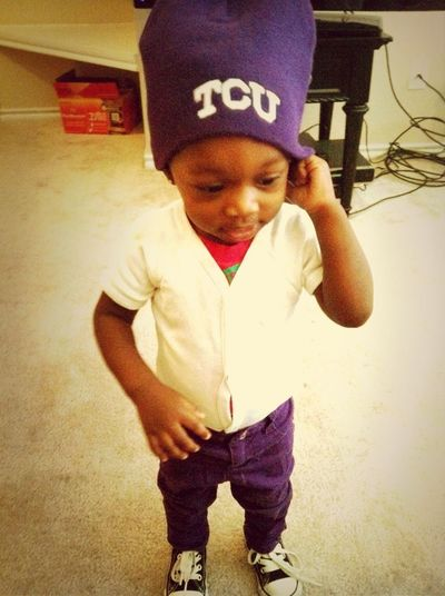 Baby Sis Swaggy Lol