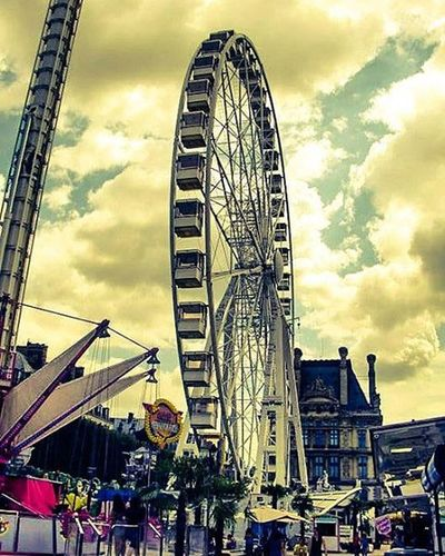 Ferriswheel Parisfrance
