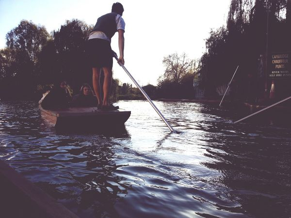 Boating Cambridge Amazing Day ♥ Friends ❤