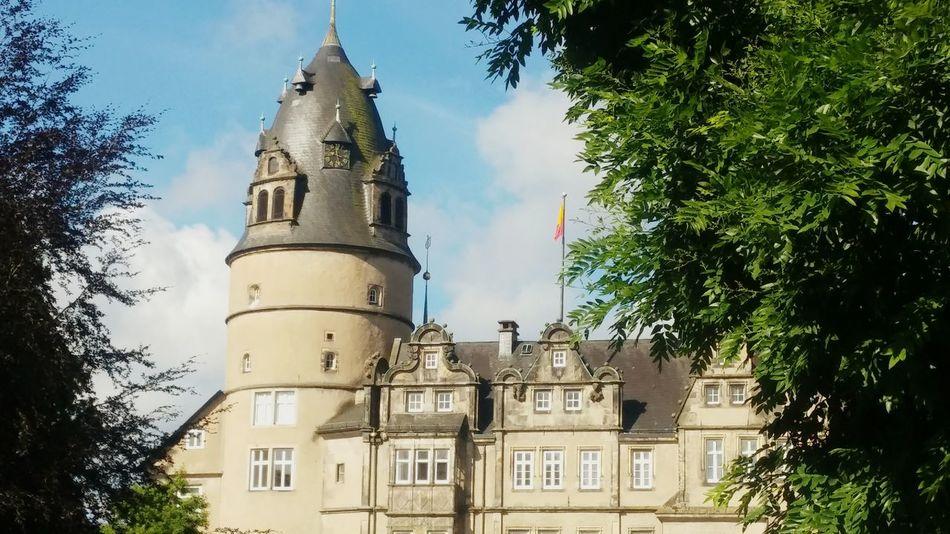 Detmold Detmold, Germany Schlosspark Schloßgarten Schloss Detmolder Schloss Sightseeing Sehenswürdigkeit Ostwestfalen Fürstentum Lipperland