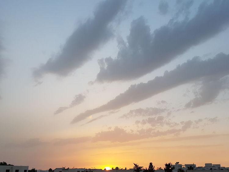 Eyeem Tunisia City No People Outdoors Travel Destinations Summer المرسى Cloud - Sky No Filtre La Marsa Eyeem Tunisie Photoshoot لا اله الا الله محمد رسول الله  Sunshine Night