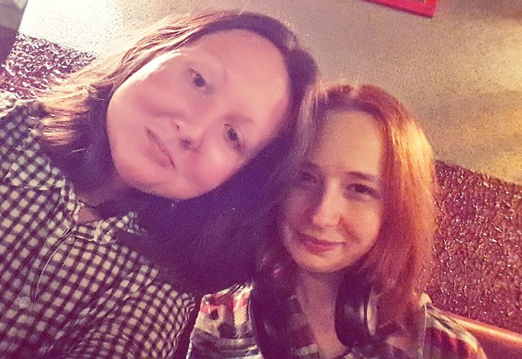 Having rest with my lovely soul friend Relaxing TiredOfEverything Killfish Bar киллфиш