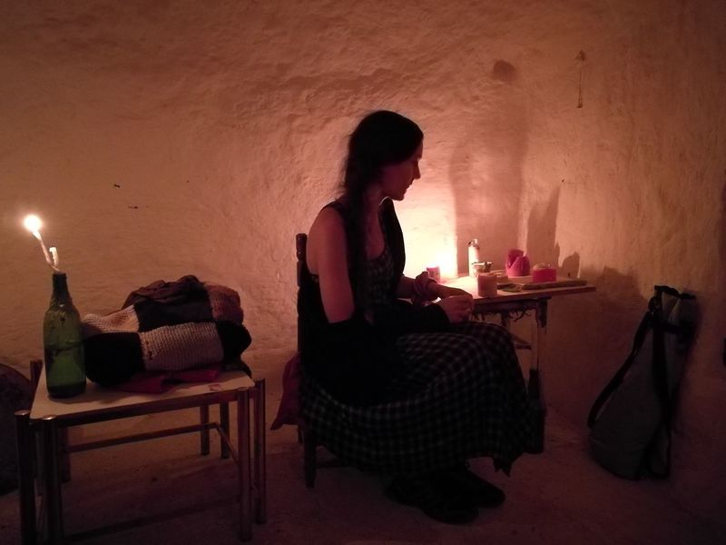 Red Table Chair Sitting Indoors  Illuminated Cave Cave House Inside Cave Candle Candlelight Red Light Smooth Tranquility Woman Woman Power Woman Who Inspire You Woman Of EyeEm Womanofstyle Womanity  Womanfashion Womanstyle Vintage Dark Dark Photography Uniqueness Uniqueness Lieblingsteil