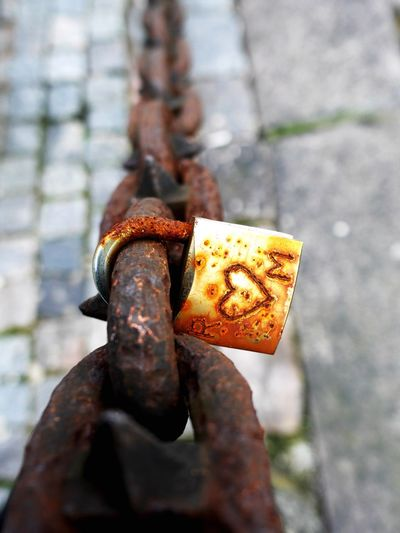 Conceptual Concept Valentine's Day  Valentinesday Valentines Happyvalentinesday Love Inlove In Love I'm In Love Locks Of Love Padlock Padlocks Rusty Rust Rustic_wonders Rustic Style Rustic Beauty Fullframe Dslrphotography Loving Iloveyou M Chain Robust