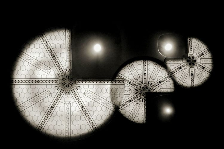 Night Illuminated Lighting Equipment Indoors  No People Close-up Artfair Artfairphilippines Artfair2017