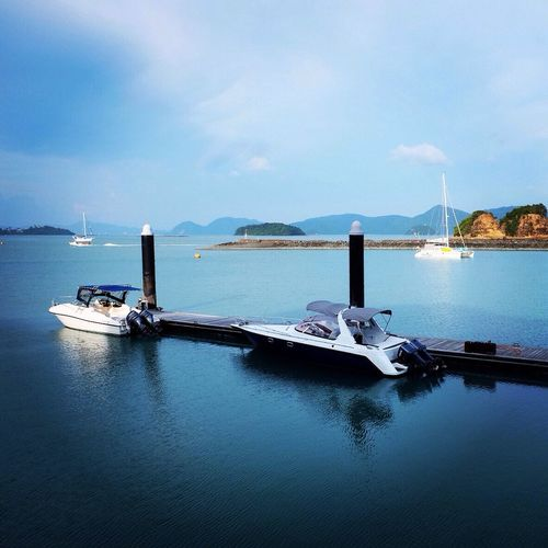 Mesmerising view in Langkawi. Resting View Relaxing Beautiful Surroundings