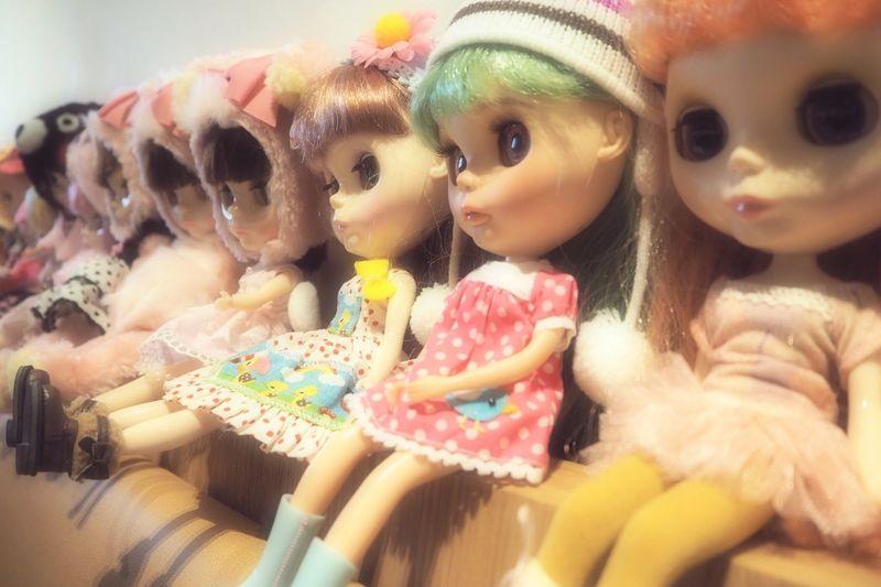 Pastel Power Blythe Doll Blythe Dolls Hobby