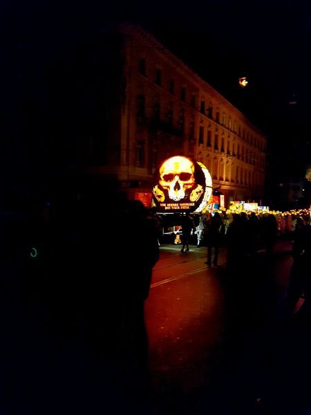 Morgenstreich Basel Night People Illuminated Outdoors Late Nights Early Mornings Latern Fasnacht 2017 EyeEmNewHere EyeEmNewHere
