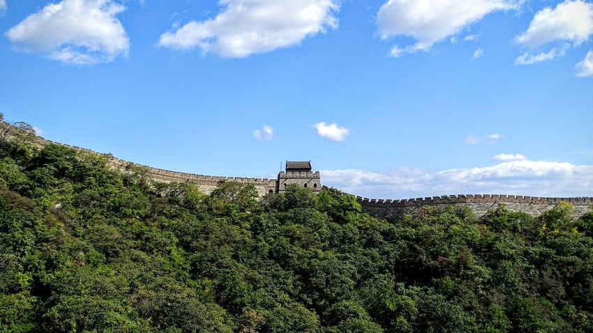 Beauty In Nature Beijing Beijing, China China China Photos Chinese Wall Great Wall Great Wall Of China Landscape Mountain Mutianyu Nature No People Outdoors Scenics Sky Tourism Tranquil Scene Tranquility Travel Destination Travel Destinations