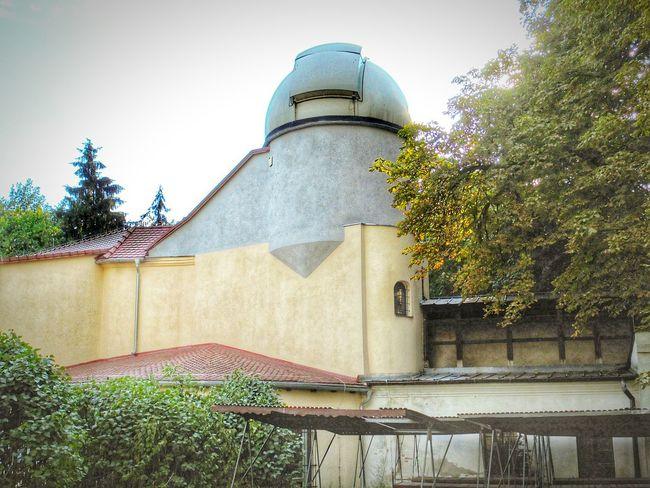 Astronomical Observatory in Głogówek,Poland