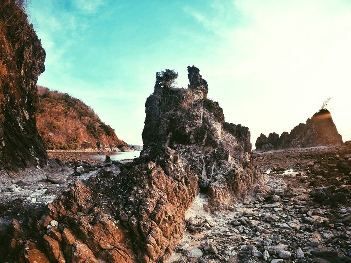 It doesn't have to make sense to please the eyes Philippines Philippine Islands Picodeloro Nature Beach Gopro First Eyeem Photo