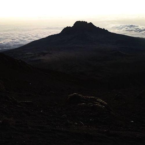 Climbing Kilimanjaro and getting close to the summit ❤️ Views Walking To Summit Summit Night Sunrise Tough Climb Stunning Views Luna Landscape Rocks Dust Freezing Cold icebergs Hiking Adventures Hiking, Mountains, Adventure