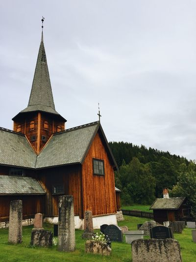 Exceptional Hedalen Stave Church (Hedalen Stavkyrkje) in Oppland region of Norway Norway Norway🇳🇴 Hedal Oppland Hedalen Church Architecture Religion Place Of Worship Spirituality No People Ancient Medieval Wooden Wood Sacred Cemetery Outdoors Day Building Exterior Pilgrimage Catholic Sacred Places Silence Religious Architecture