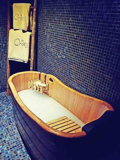 Milk Bath in a Japanese Wooden Bath Tub No People Indoors  Spa Milkbath Onsen Japan Nihon Vanity Beauty Bath Time Bath Luxury Massage Therapy Treatment Treat Yourself Pampering Nourishing Alone Me Time Invigorating Relax Close-up Day First Eyeem Photo EyeEmNewHere